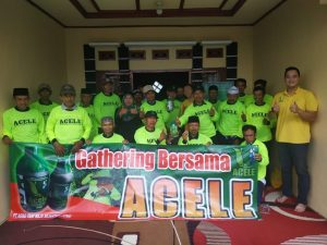 Gathering Acele Di Rancabali Jawa Barat