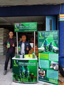 Acele, Acele Indonesia, pupuk cair, pupuk cair organik