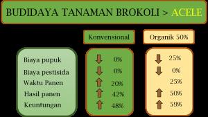 Brokoli, Imunitas Bunga