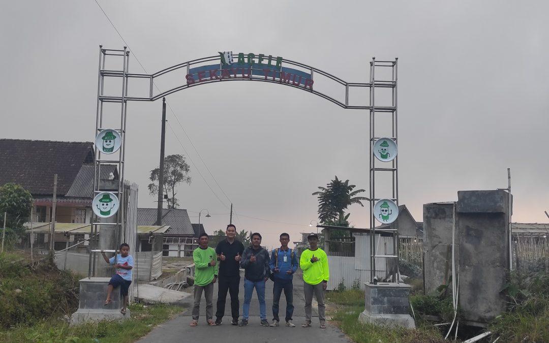 Kunjungan Acele Ke Desa Sekayu Timur, Kec Pakis, Magelang.