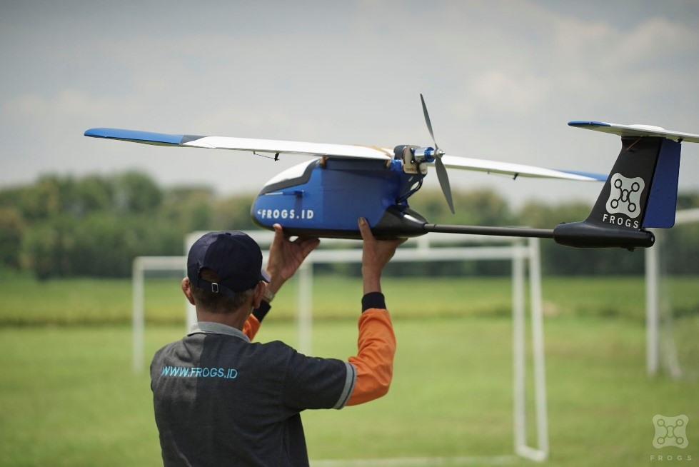 Drone Untuk Aerial Mapping